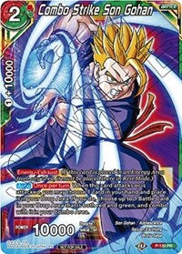 Combo Strike Son Gohan (Shop Tournament: Assault of Saiyans) [P-130] | Alternate Worlds