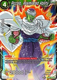 Piccolo, Assimilated Ability [DB1-048] | Alternate Worlds