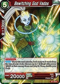 Bewitching God Vados (Shatterfoil) [BT1-008] | Alternate Worlds