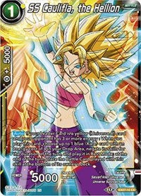 SS Caulifla, the Hellion [EX07-10] | Alternate Worlds