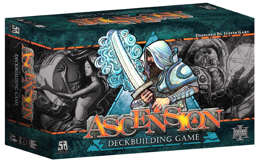 Ascension: 3rd Edition - A Fantasy Deckbuilding Game (Core Set) | Alternate Worlds