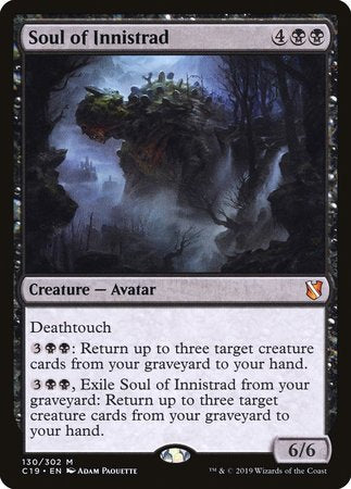 Soul of Innistrad [Commander 2019] | Alternate Worlds