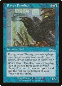 Raven Familiar [Urza's Legacy] | Alternate Worlds