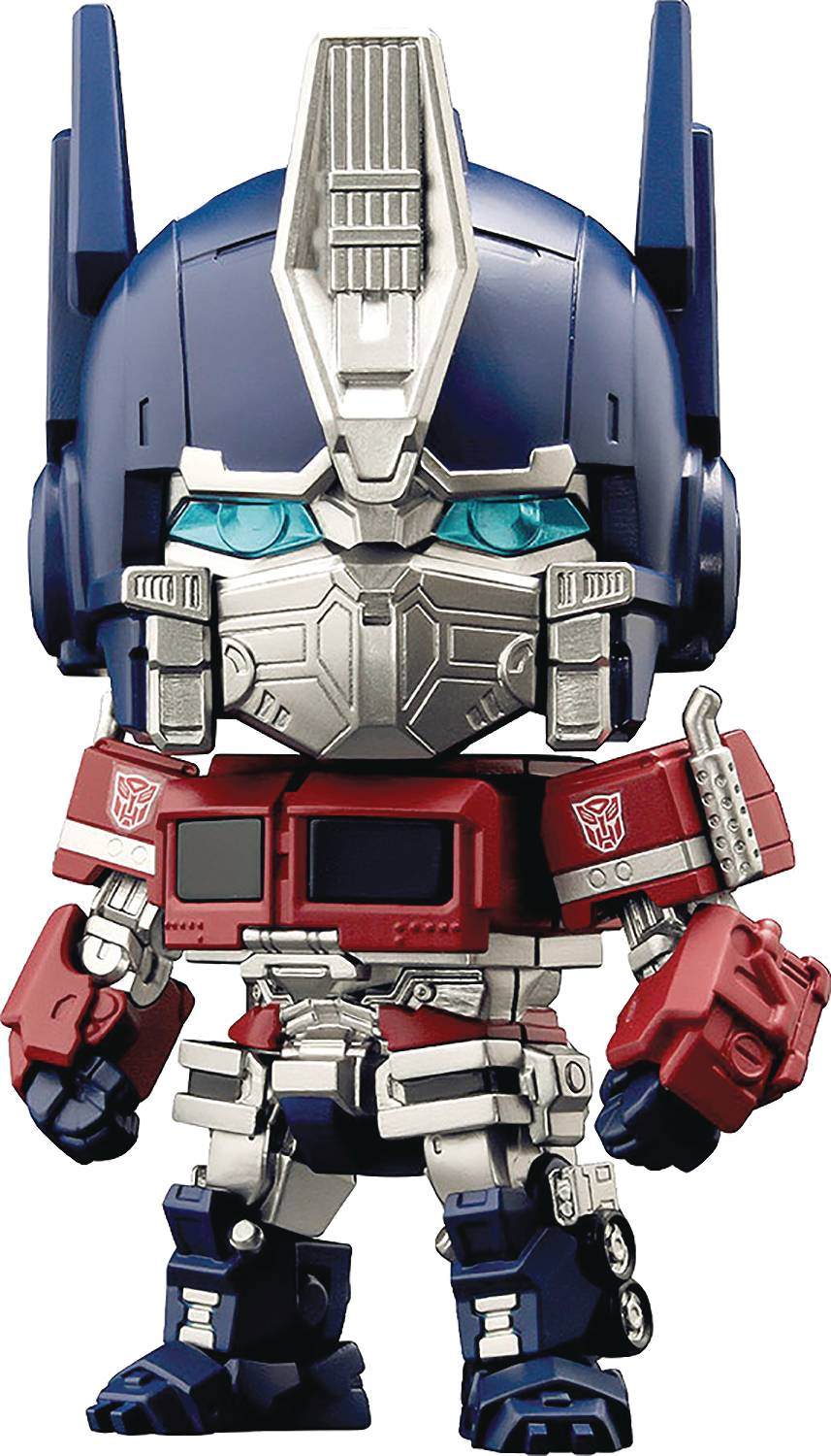 TRANSFORMERS BUMBLEBEE OPTIMUS PRIME NENDOROID AF (C: 1-1-2) | Alternate Worlds
