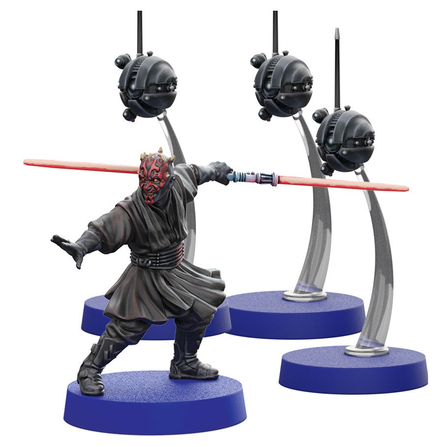 Star Wars Legion: Darth Maul and Sith Probe Droid Operative | Alternate Worlds