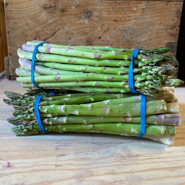 Texas Asparagus, Joe's Farm in Bixby, OK