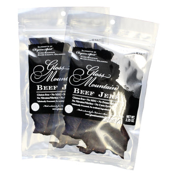 Gloss Mountain Beef Jerky, 2.25 oz.