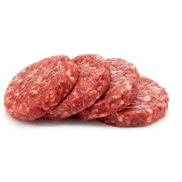 John's Farm Beef Patties, 4/pack