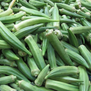 Okra Organic (Joe's Farm) Quart