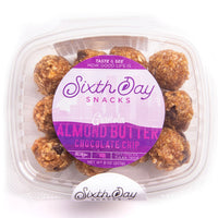 Almond Butter Chocolate Chip Granola Bites, 6 oz., Joe's Farm Bixby