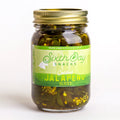 Candied Jalapeño Slices, 16 oz. jar