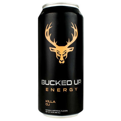 Bucked Up Energy RTD