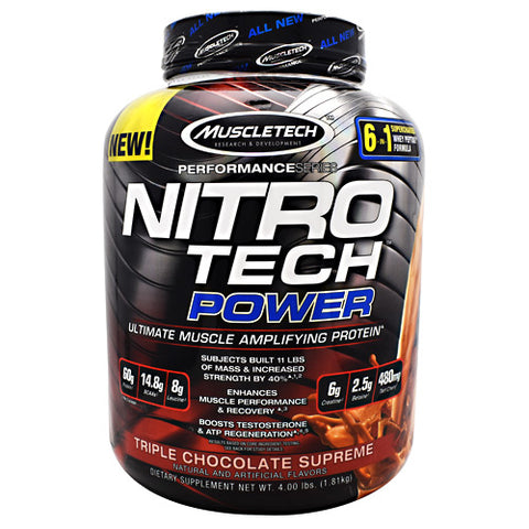 Nitro Tech Power