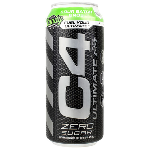 C4 On the Go Ultimate Can