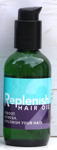 Replenish Hair Oil 2
