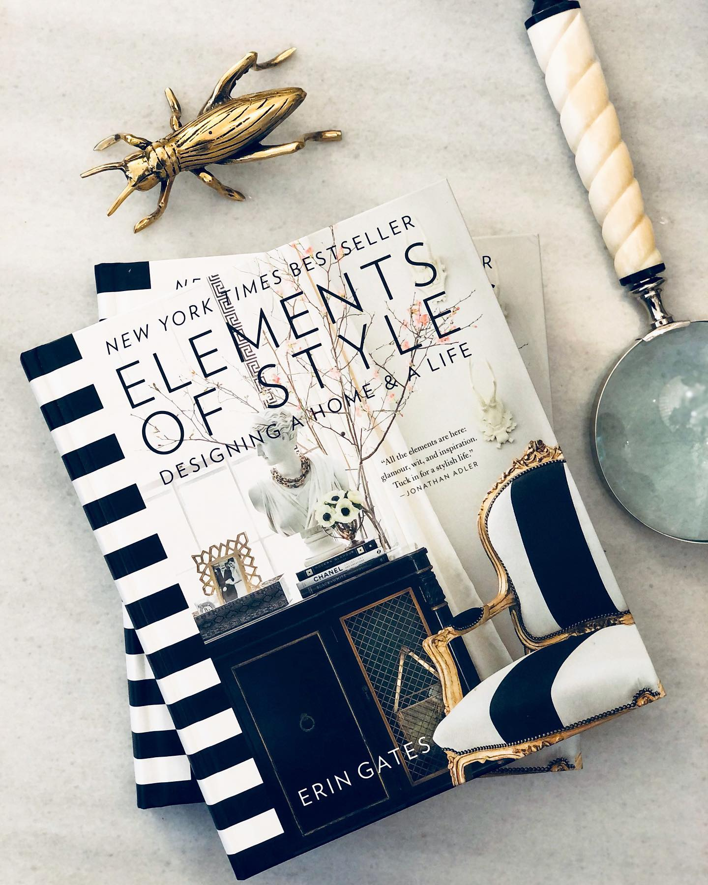 Elements of Style by Erin Gates Book