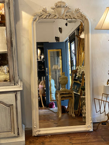 French Style Floor Mirror
