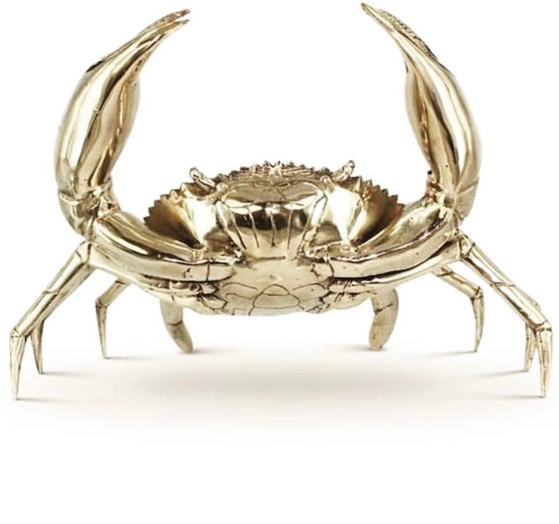 Brass Crab - Various Sizes