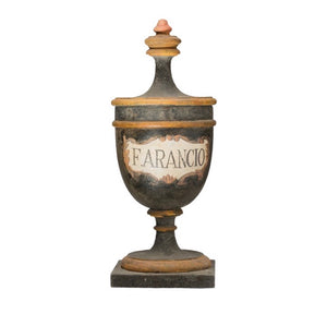 Vintage Reproduction Pharmacy Urns