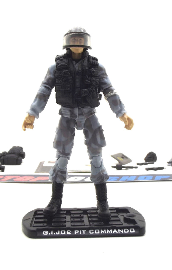 2009-2011 Rise of Cobra Figures