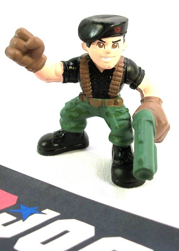 2009 COMBAT HEROES G.I. JOE FLINT V1 LOOSE