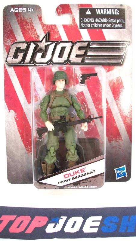 2012 DG G.I. JOE DUKE V46 DOLLAR GENERAL EXCLUSIVE NEW SEALED