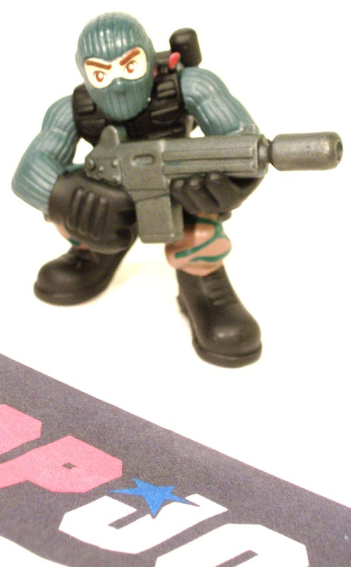 2009 COMBAT HEROES G.I. JOE BEACHHEAD V1 LOOSE