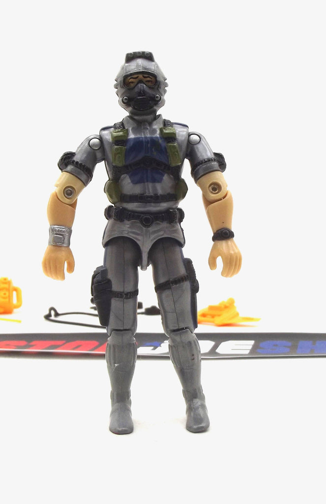 1986 ARAH G.I. JOE WET-SUIT V2 SPECIAL MISSION BRAZIL TRU EXCLUSIVE LOOSE 100% COMPLETE (a)