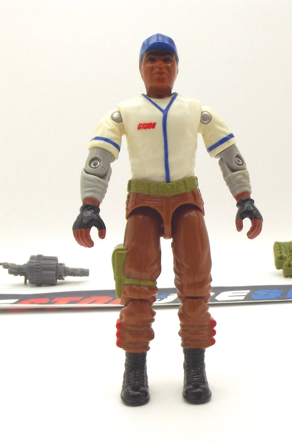 1988 ARAH G.I. JOE HARDBALL V1 MULTI-SHOT GRENADIER LOOSE 100% COMPLETE