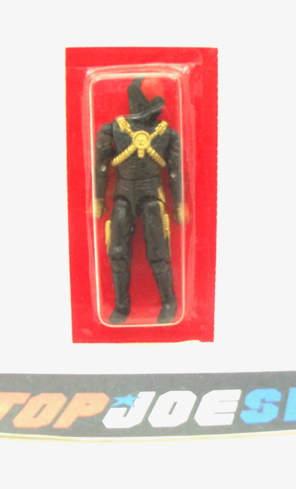 1988 ARAH G.I. JOE COBRA STAR-VIPER V1 STELLAR STILETTO PILOT NEW IN BUBBLE FACTORY SEALED AS PICTURED (b)