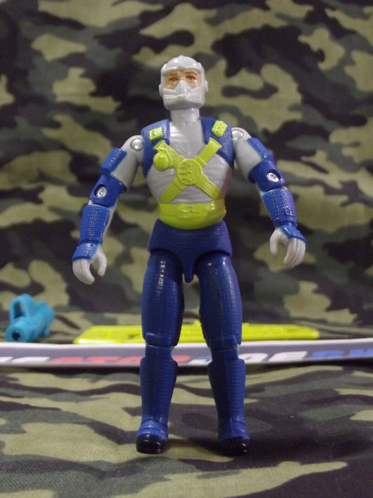 1993 ARAH G.I. JOE LAW V3 BATTLE CORPS MP MILITARY POLICE LOOSE 100% COMPLETE