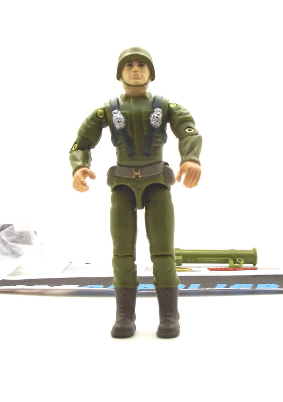 1994 G.I. JOE ACTION SOLDIER V1 ORIGINAL ACTION TEAM U.S. ARMY INFANTRYMAN 1964-1994 30TH ANNIVERSARY COMMEMORATIVE 3 3/4