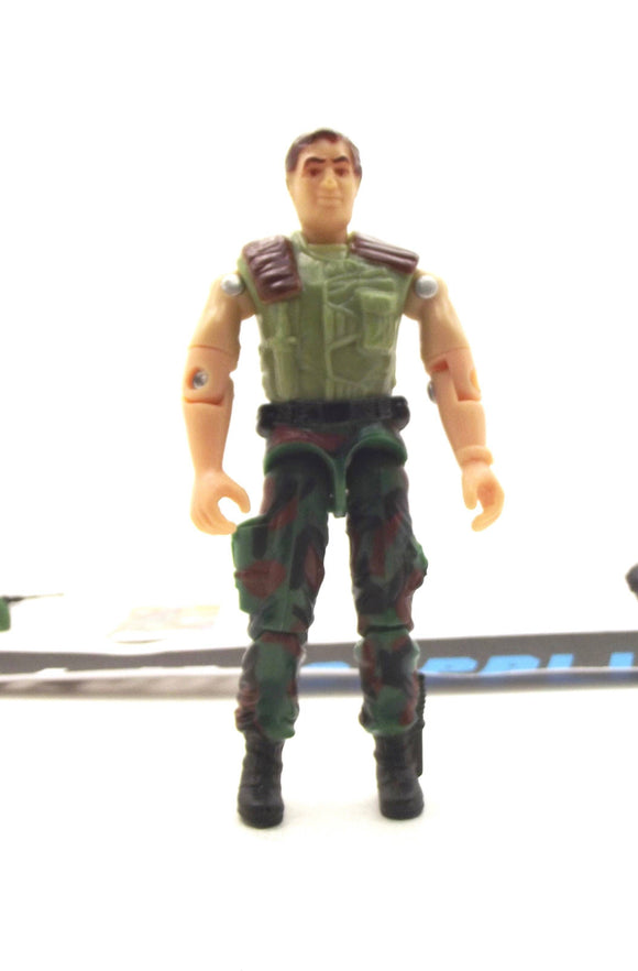1997 ARAH G.I. JOE BREAKER V2 15TH ANNIVERSARY STARS AND STRIPES FOREVER LOOSE 100% COMPLETE + F/C