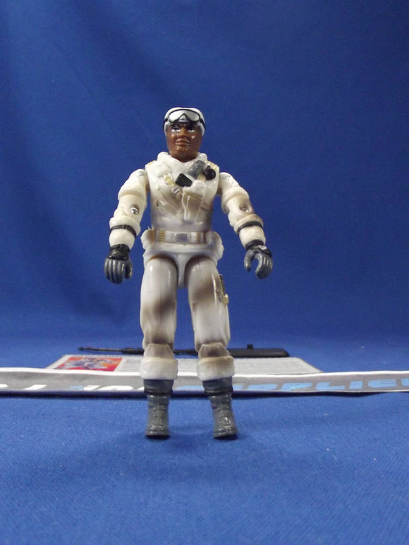 1997 ARAH G.I. JOE ICEBERG V3 ARCTIC MISSION TEAM TRU EXCLUSIVE LOOSE 100% COMPLETE + F/C