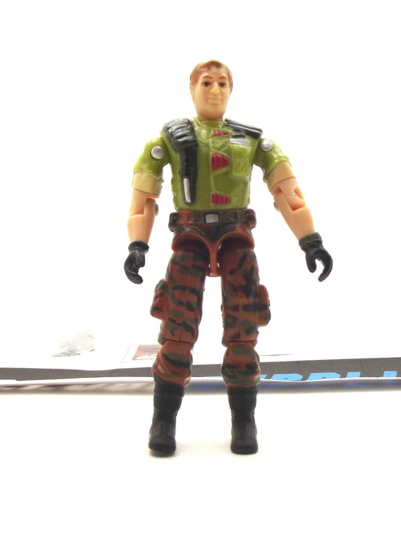1997 ARAH G.I. JOE ROCK 'N ROLL V5 15TH ANNIVERSARY STARS AND STRIPES FOREVER LOOSE 100% COMPLETE + F/C