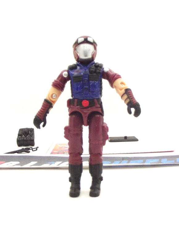 1997 ARAH G.I. JOE COBRA VIPER V5 FLIGHT POD TEAM TRU EXCLUSIVE LOOSE 100% COMPLETE + F/C