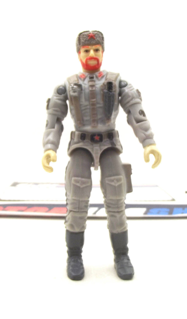 1998 ARAH GI JOE LT. GORKY V1 OKTOBER GUARD TRU EXCLUSIVE LOOSE 100% COMPLETE + F/C