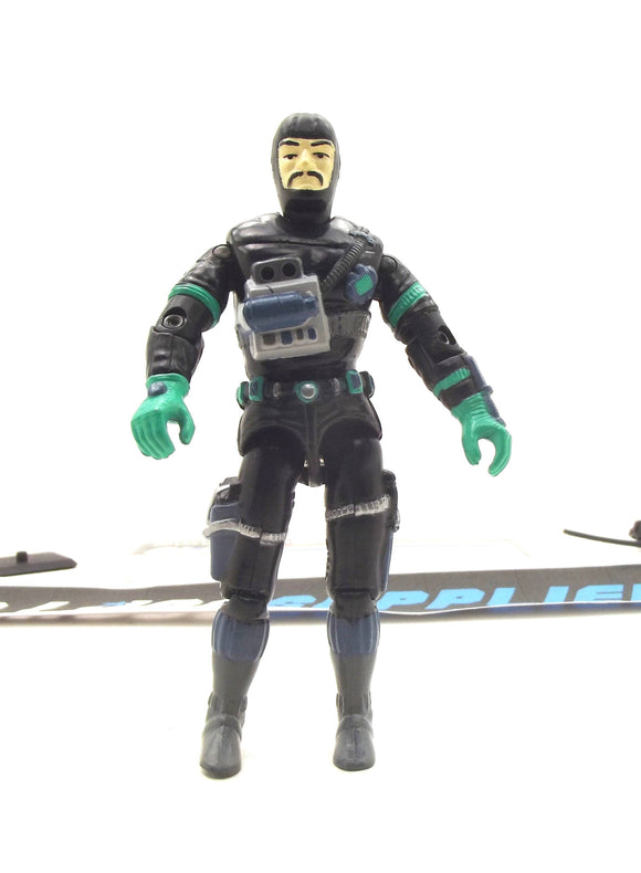 1998 ARAH G.I. JOE SHIPWRECK V3 NAVY ASSAULT UNIT TRU EXCLUSIVE LOOSE 100% COMPLETE + F/C