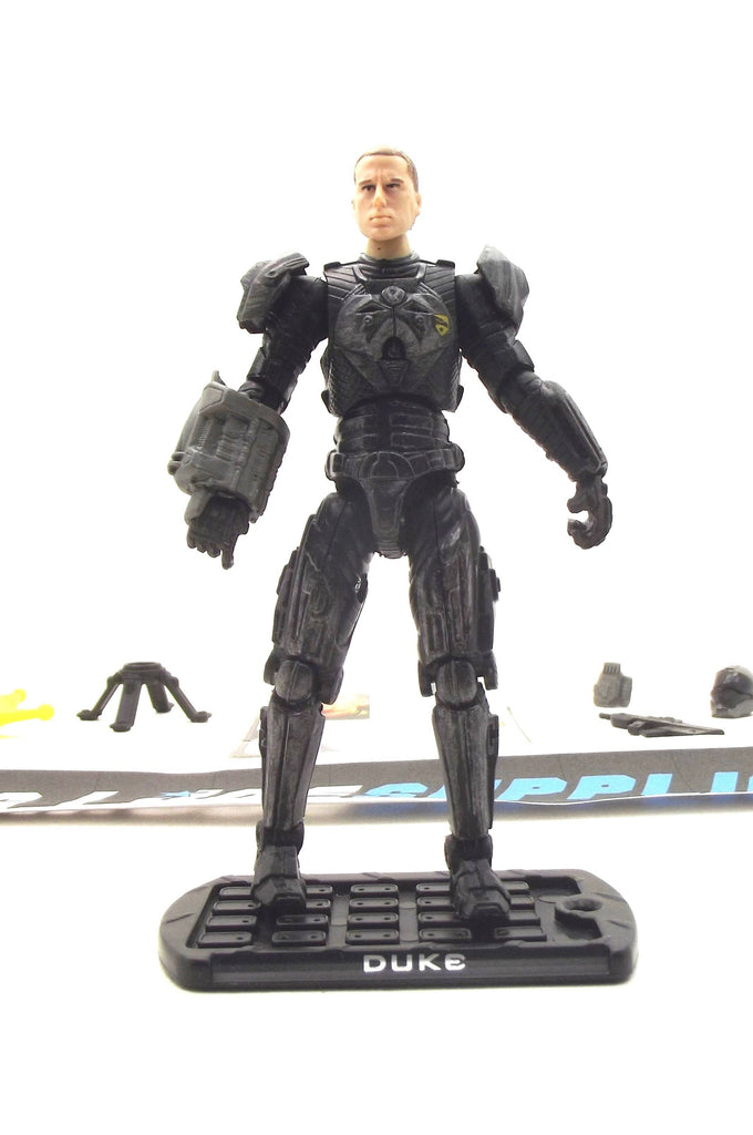 2009 ROC G.I. JOE DUKE V35 DELTA-6 SUIT LOOSE 100% COMPLETE + F/C