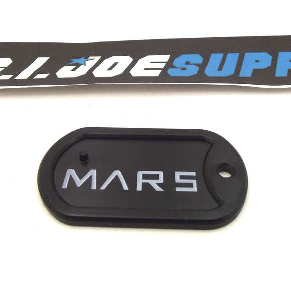 2009 ROC M.A.R.S. INDUSTRIES OFFICER V1 SINGLE PEG FIGURE STAND ACCESSORY