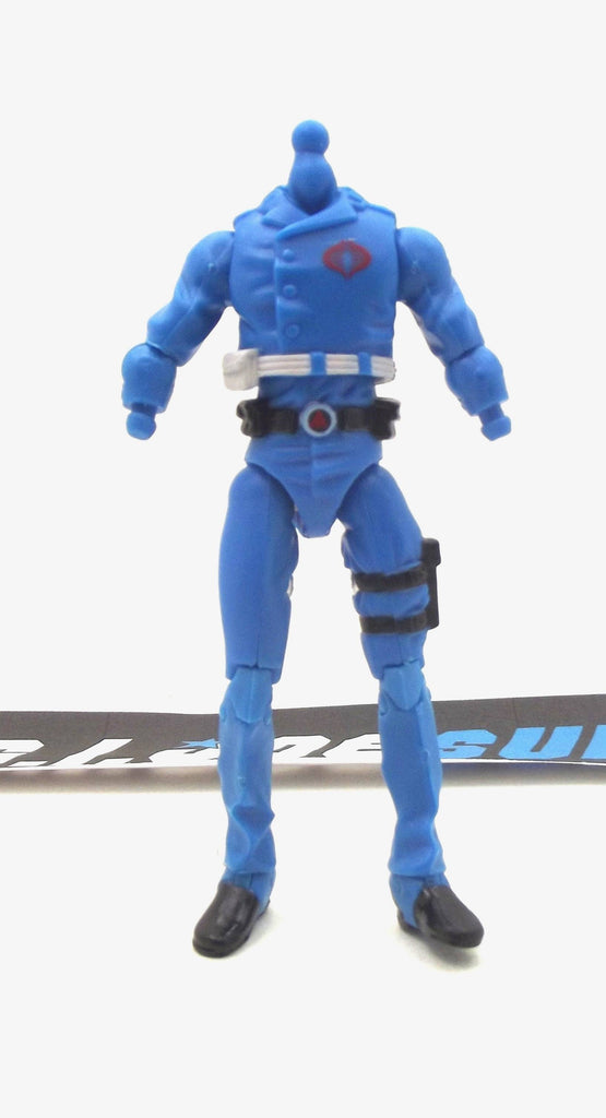 2008 25TH ANNIVERSARY COBRA COMMANDER V35 BODY PART CUSTOMS