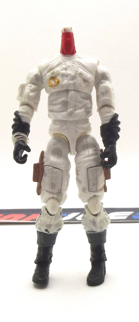2014 50TH ANNIV ICE VIPER V4 BODY PART CUSTOMS