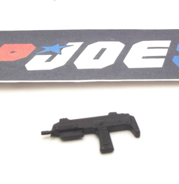 2009 ROC G.I. JOE PIT COMMANDO V1 SUBMACHINE GUN ACCESSORY PART CUSTOMS