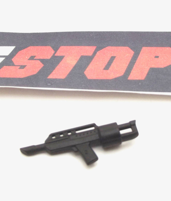 2009 ROC G.I. JOE PIT COMMANDO V1 SHOTGUN ACCESSORY PART CUSTOMS