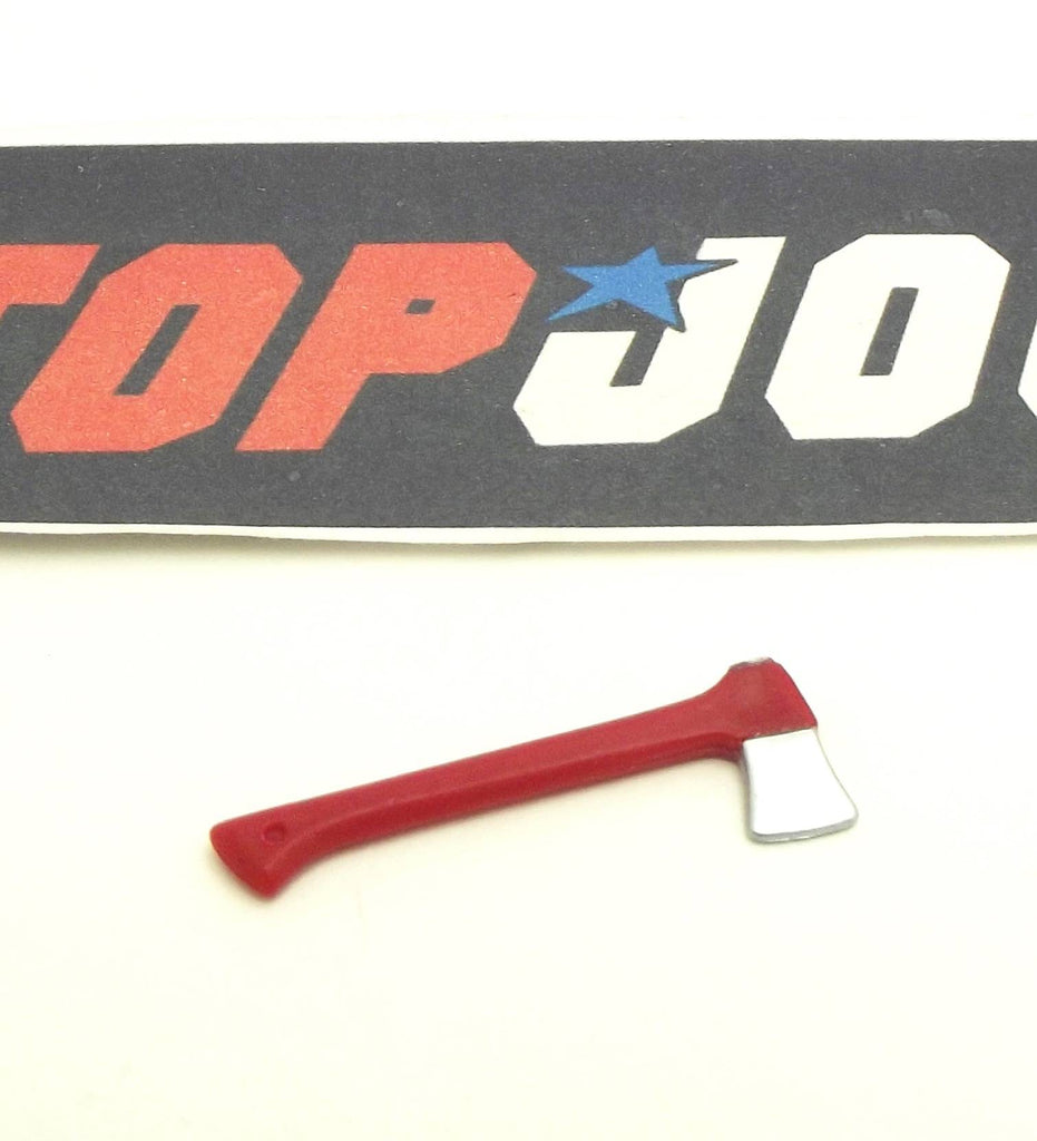 2011 POC BLOWTORCH V4 RED FIRE AXE ACCESSORY PART CUSTOMS