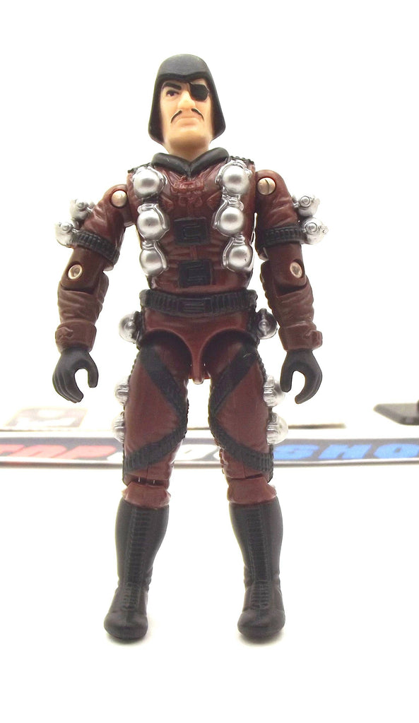 2000 ARAH G.I. JOE COBRA MAJOR BLUDD V4 MERCENARY LOOSE 100% COMPLETE + F/C