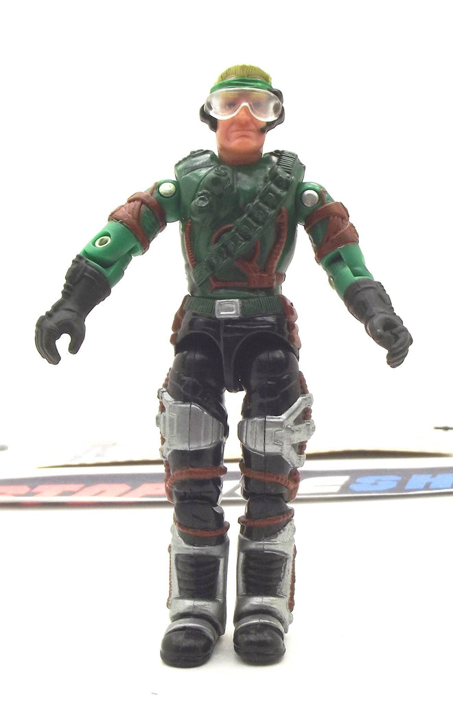 2002 GVC G.I. JOE MIRAGE V2 WEAPONS EXPERT LOOSE 100% COMPLETE + F/C