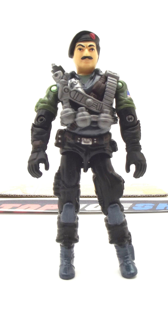 2002 GVC G.I. JOE DIAL TONE V6 COMMUNICATIONS EXPERT FRED MEYER EXCLUSIVE LOOSE 100% COMPLETE + F/C