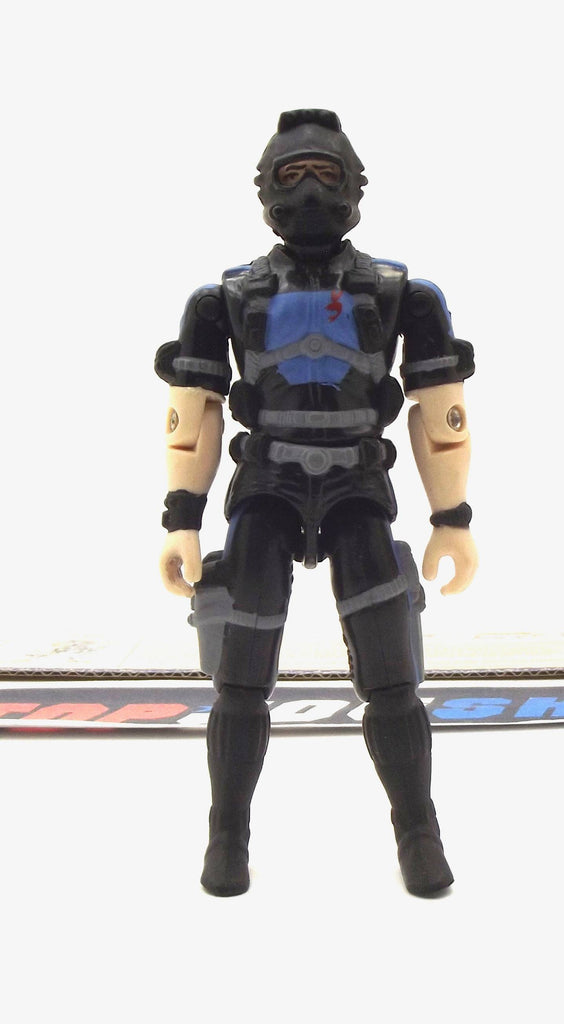 2002 GVC G.I. JOE WET-SUIT V9 NAVY S.E.A.L. FRED MEYER EXCLUSIVE LOOSE 100% COMPLETE + F/C