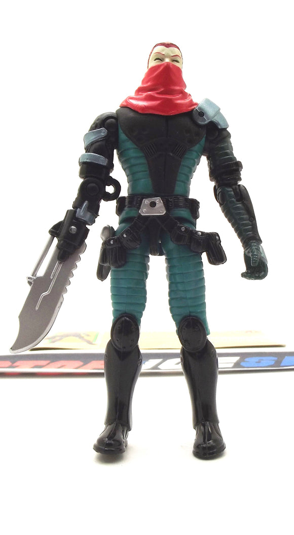 2003 GVC G.I. JOE COBRA OVER KILL V2 SPY TROOPS B.A.T. LEADER LOOSE 100% COMPLETE + F/C